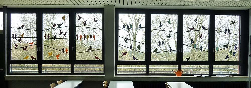 fensterdekoration fr hling kinder raum und m beldesign inspiration. Black Bedroom Furniture Sets. Home Design Ideas